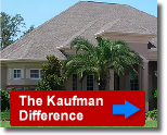 the Kaufman difference - Why Choose Mark Kaufman Roofing