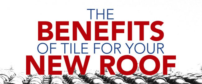 Blog Image of The Benefits Of Tile For Your New Roof