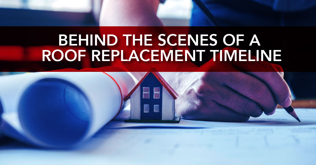 Behind The Scenes Of A Roof Replacement Timeline