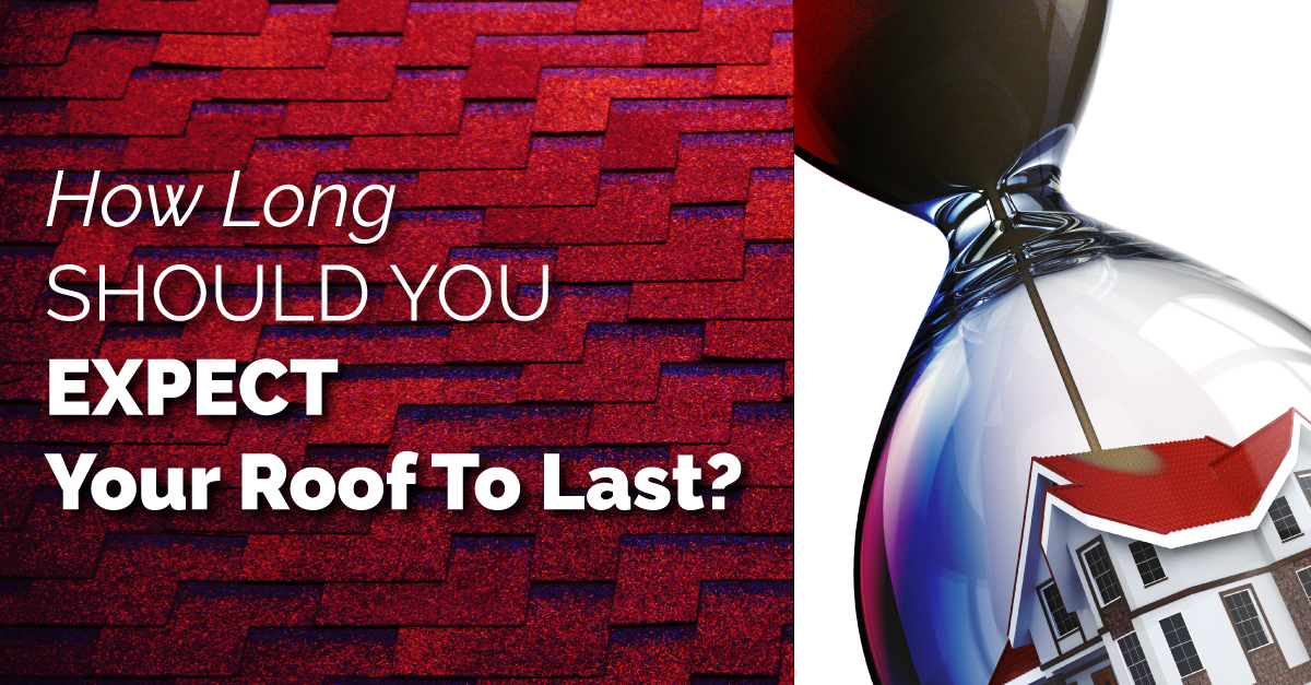 How Long Should You Expect Your Roof To Last?